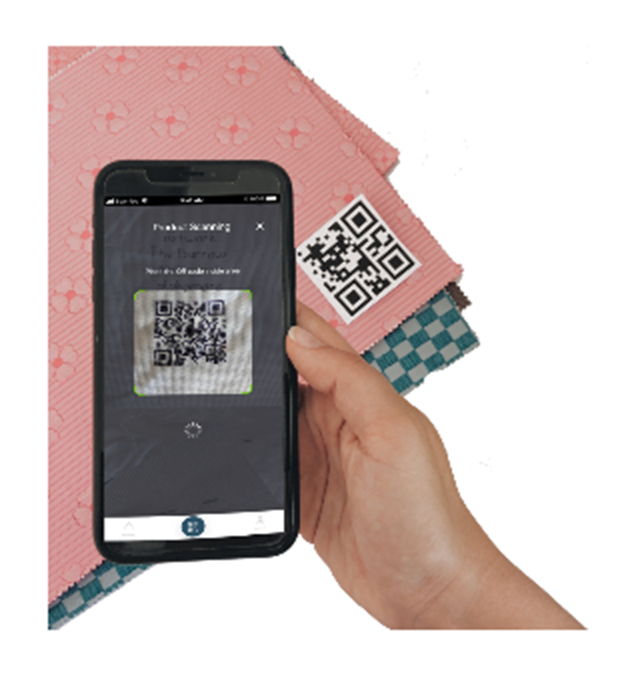 SCAN PRODUCT QR CODE