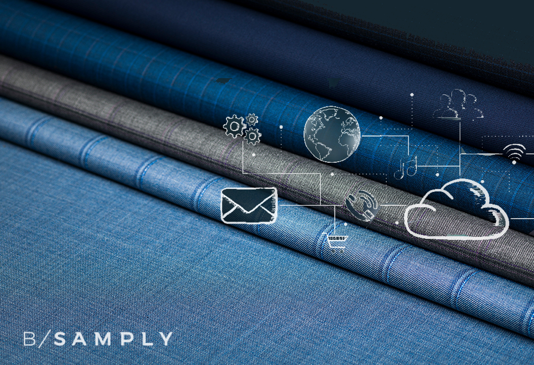 digitalization of the fashion industry bsamply